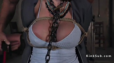 Submission, Anal bdsm, Huge tits, Submissed, Bondage anal