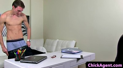 Office, Milf handjob