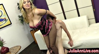Julia ann, Foot slave