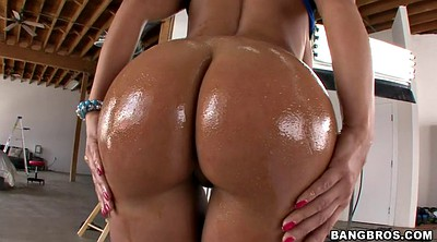 Lisa ann, Ann, Big ass solo, Ass worship