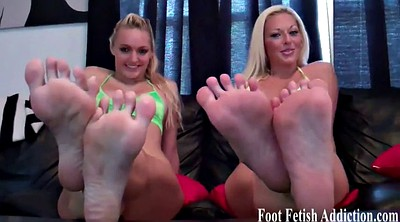 Sexy foot, Feet worship