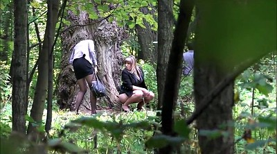 Piss, Pissing, Forest, Pissing teen