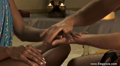 Touch, Indian massage