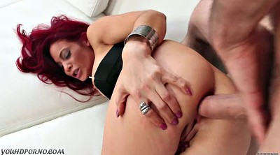 Punishment, Punish, Redheads, Red hair, Skye, Mother anal