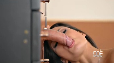 Secretary, Glory hole