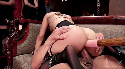 Riding dildo, Bondage sex