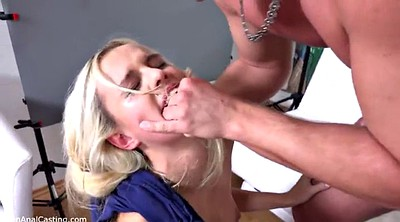 Casting, Deep throat, Anal casting, Anal girl