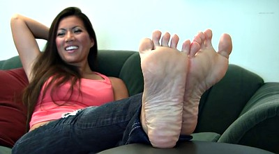Asian foot, Sole, Asian soles, Stinky feet