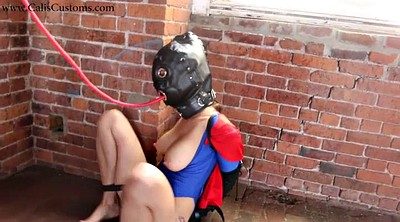 Milking, Super girl