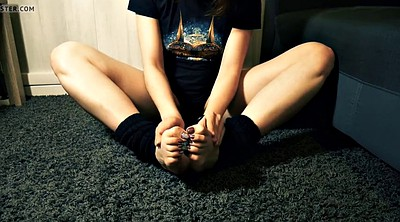 Sexy girl, Nerdy, Teen feet