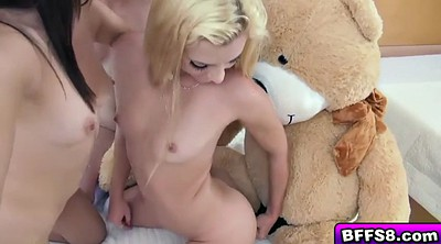 Dildo, Strapon teen
