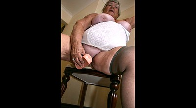 Grandma, Six, Bbw old