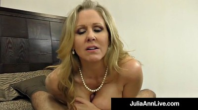 Julia ann, Mature feet, Mature foot