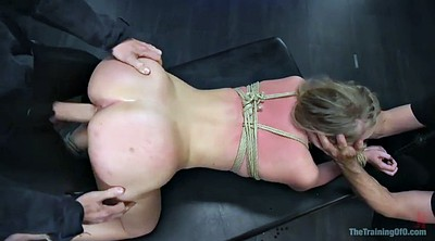 Spanked, Spanking ass, Rope