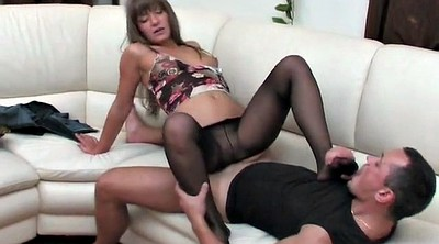 Footjob, Pantyhose footjob, Pantyhose foot, Pantyhose sex