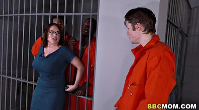 Busty mom, Black mom, Ebony mom, Mom bbc, Jail, Maggie green