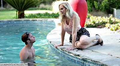 Julia ann, Pool, Anne