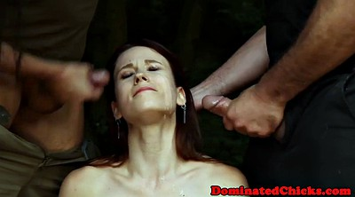 Submissive, Submission, Submissives, Submissed, Outdoors bondage