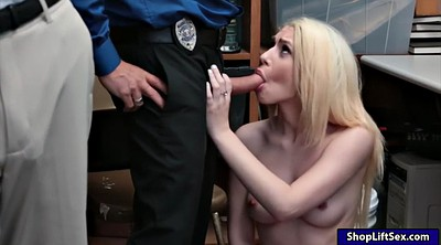 Office, Police, Oral sex