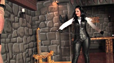 Femdom, Whip, Leather, Femdom whipping