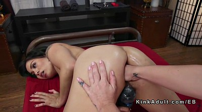 Asian fist, Anal fisting