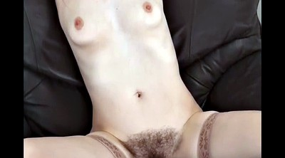 Posing, Hairy matures