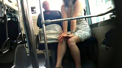 Public, Bus, Flashing