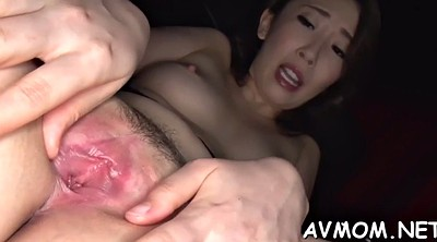 Japanese mom, Japanese mature, Japanese mom blowjob