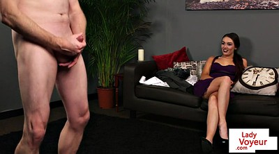 British, Instruction, Femdom cfnm, Femdom instruction