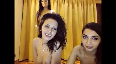 Webcam, Strip dance