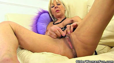 Clothes, English, British mature, Mature granny, English granny, Dirty mature