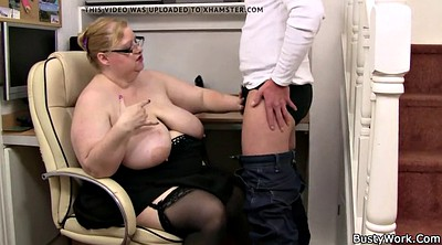 Huge, Hot boobs, Big boobs sex, Bbw office