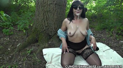Outdoor gangbang, Dogging