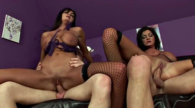 Facial, Double, Anal group, From behind, Sofa