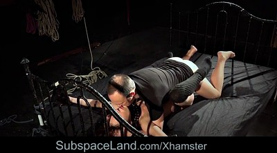 Spanked hard, Submission