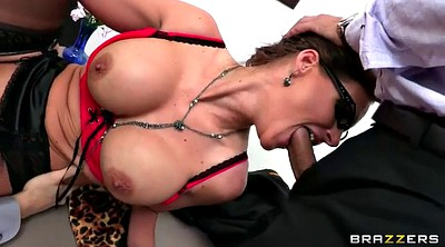 Double blowjob, Double penetration