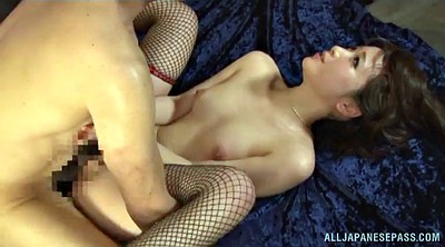 Gangbang, Threesome, Asian stockings, Asian gangbang