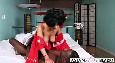 Beauty, Asian black