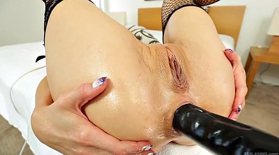 Teen double, Holly hanna, Anal dildo