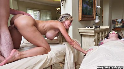 Sleeping, Brandi love