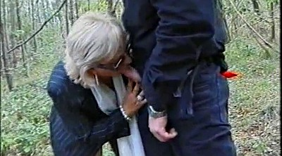 Granny anal, Italian mature, Forest anal