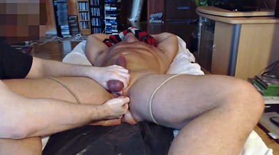 Grinding, Gay bondage, Edging handjob