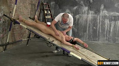 Bondage, Bdsm gay, Gay bdsm, Blindfolded, Tie