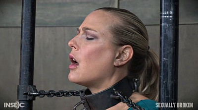 Leather, Crazy, Mature bondage