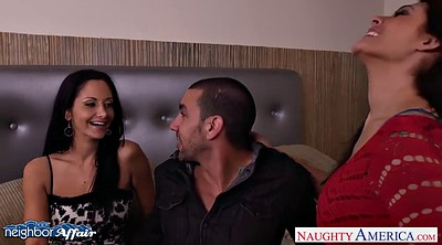 Beautiful, Beauty, Ava addams, Beautiful threesome