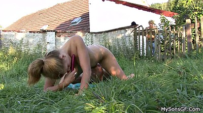 Czech, Old man, Young girl, Old man young girl, Young pussy, Old man sex