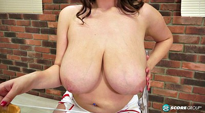 Nurse, Tits, See through, Solo chubby, See