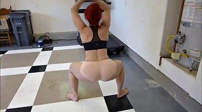 Big butts dance, Booty, Redhead, Booty dance, Milf big booty