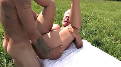 Naughty, Field, Pussy orgasms, Middle