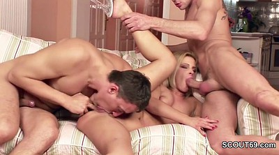 Casting anal, Anal casting, Teen dp